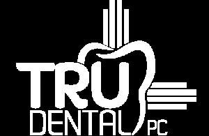 tru-dental-logo-white